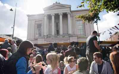 St Albans & Harpenden Food & Drink Festival 2016