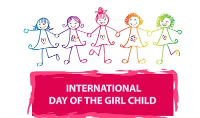 It's International day of the girl child! – Stephanie Daily