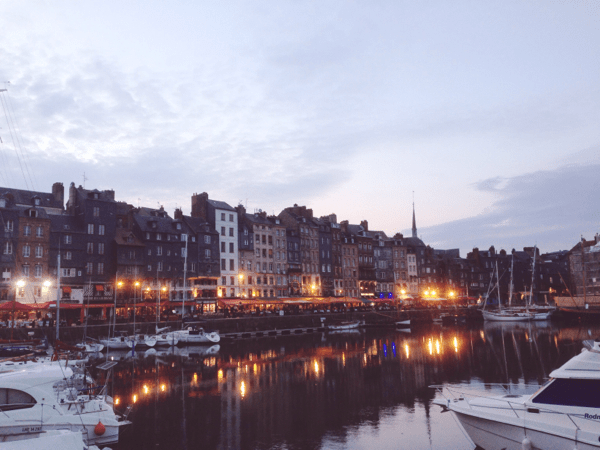Honfleur,France // via Stephanie Howell