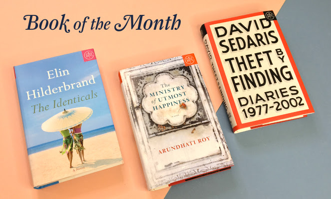 Book of the Month Club // via Stephanie Howell #bookofthemonthclub #botm