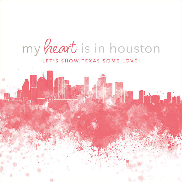 Love for Houston // via Stephanie HowellLove for Houston // via Stephanie Howell