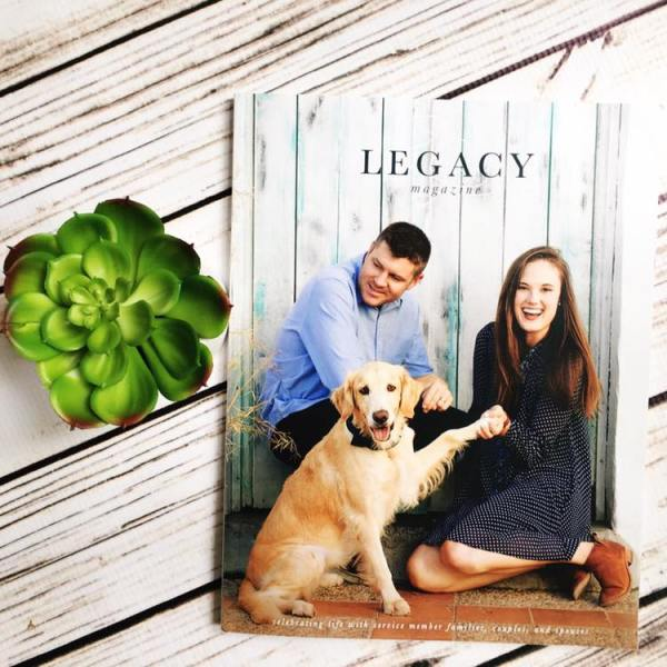Legacy Magazine Launch // via Stephanie Howell