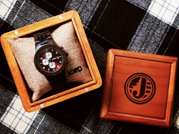 Jord Wood Watch // via Stephanie Howell