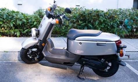 Im a Proud Owner of a 2007 Yamaha C3 Scooter!
