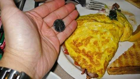 The Elbow Room Cafe   Breakfast for Ladies Only...