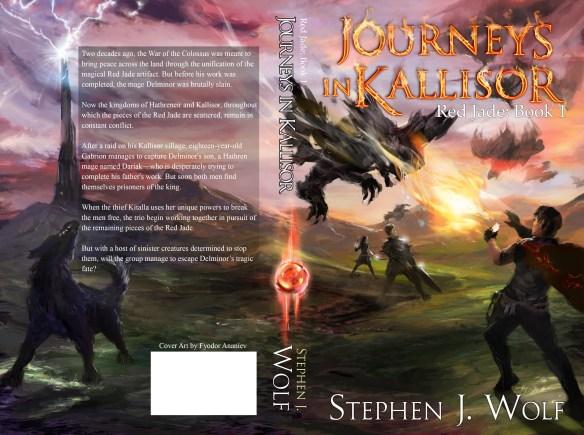 Red Jade: Book 1: Journeys in Kallisor