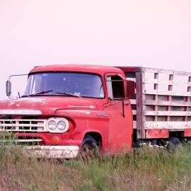 1959 Dodge W300 Truck, Kittitas County, Washington, 2011