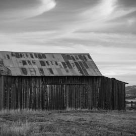 Old Barn, Kittitas County, Washington, 2011