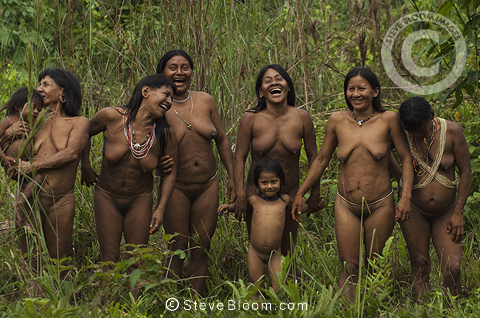 naked bora tribe girls