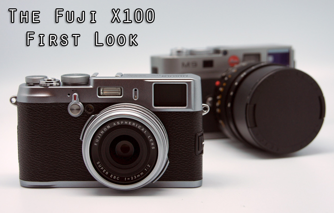Fuji X100 and the Leica M9