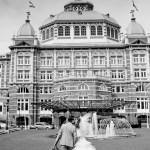 Documentary wedding photography with the CV 35/1.2 II  by Joeri van der Kloet
