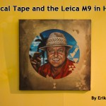 Electrical Tape and the Leica M9 in Havana by Erik Benjamins