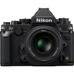 Nikon Df is here! Pre-order with Special Edition Lens now - $2996.95