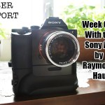 Week one with the Sony a7R and Zeiss C-Sonnar 50mm By Raymond Hau