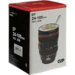 How about some Canon, Nikon or Leica Coffee? Great deals on these LenZcups!