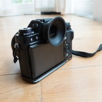 Fuji X-T1 Ergonomic DYI Improvements by Ronald Grauer