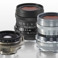 New Voigtlander lenses for M mount and Micro 4/3!
