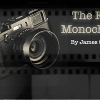 The Fuji Monochrom By James Conley