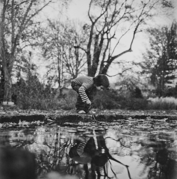 Noah pond - Rolleiflex