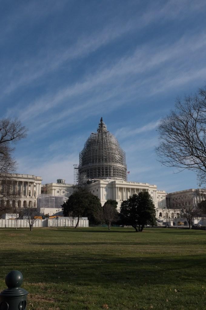 Picture 9 - The Capitol Washington DC 12 Dec 2014-DSCF0018