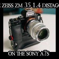 The new Zeiss 35 1.4 Zm Distagon on the Sony A7s by Sean Cook