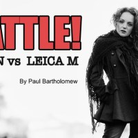 LENS BATTLE: CANON vs LEICA by Paul Bartholomew