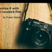 Mamiya 6 with Rollei Crossbird By Frank Stelzer