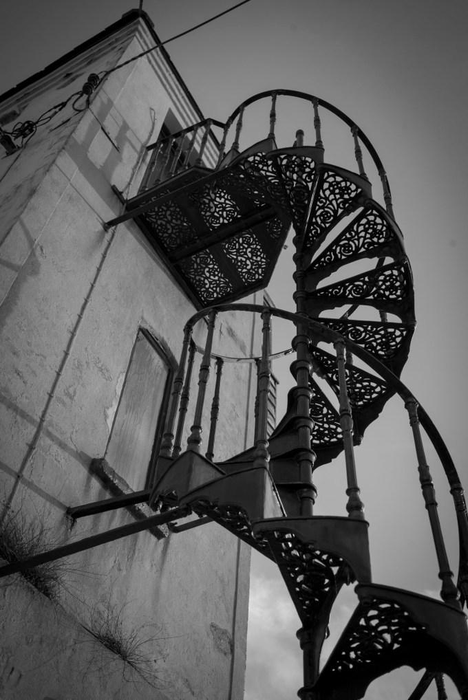 Shot 11 Staircase