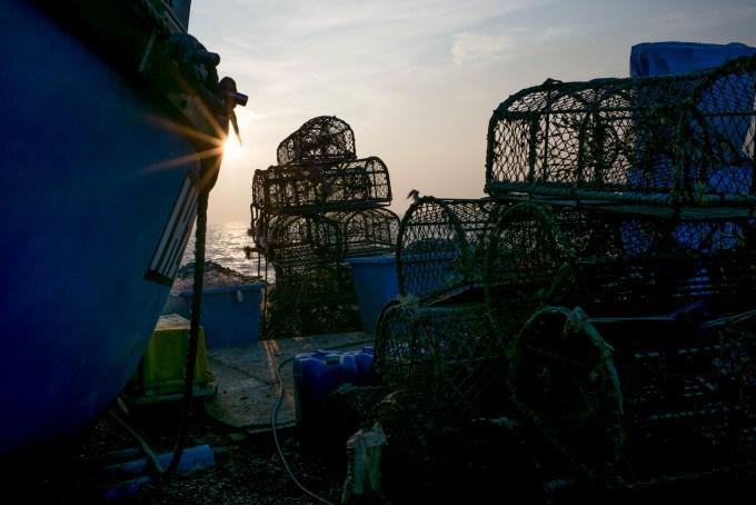 Shot 12 Lobster cages2