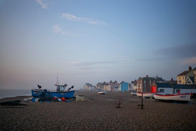 Shot 9 Boats at Dawn