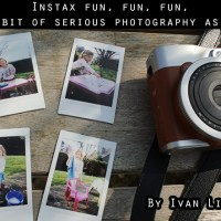 Instax fun, fun, fun! In memory of my father, Andre Lietaert.  By Ivan Lietaert
