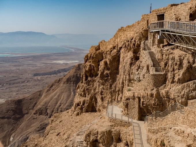 Masada Landscape