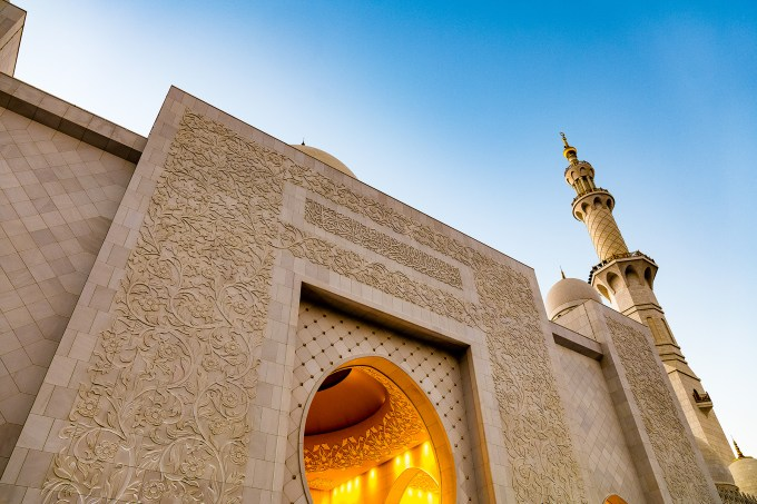 Sheikh Zayed Mosque (SL 601) Dan Feldman (12 of 14)