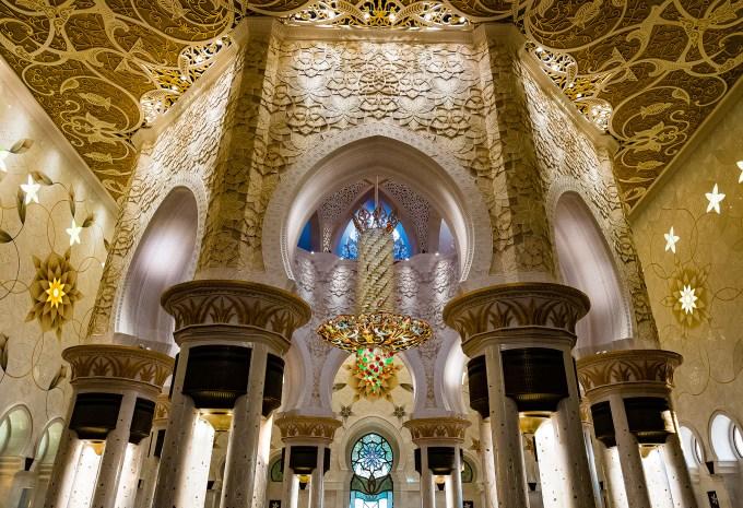 Sheikh Zayed Mosque (SL 601) Dan Feldman (9 of 14)