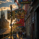 Nashville - Escape from Trade Conference with my A7RII by Jim Idelson