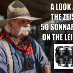 A look at the Zeiss 50 Sonnar ZM on the Leica SL