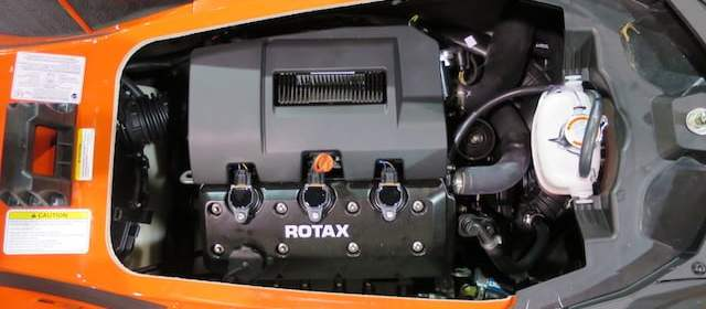 rxp x 300 engine water cooled