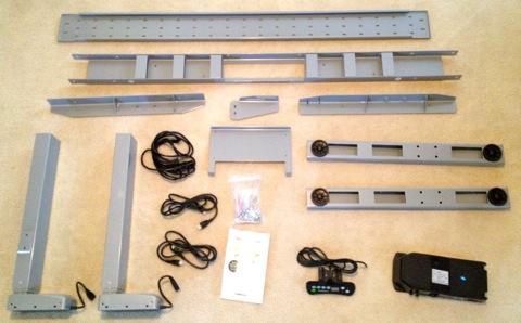 GeekDesk Parts