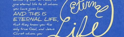 John 17:2-3