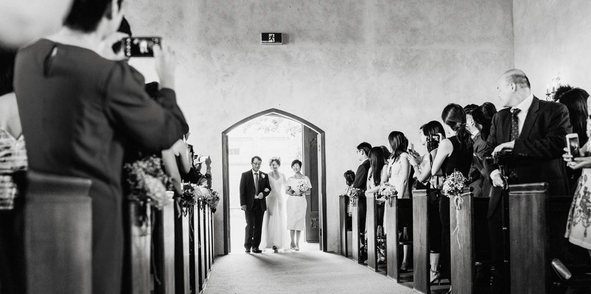 CHAPEL WEDDING STONES the yarra valley