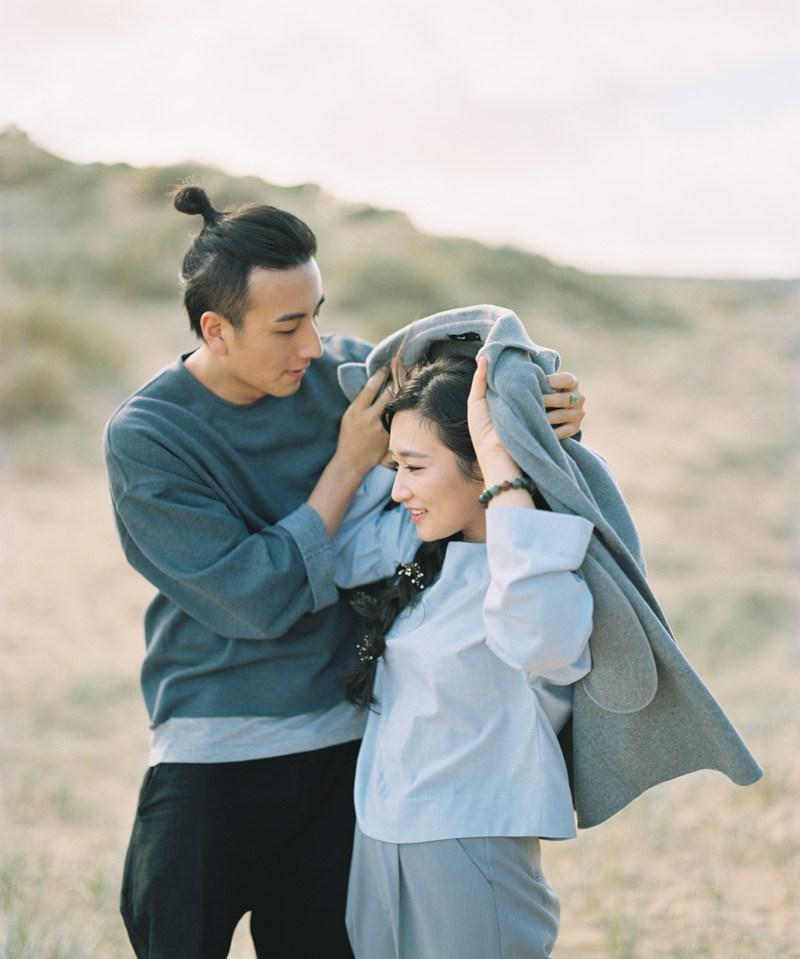 Asian Pre wedding photography
