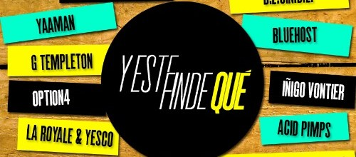 Y Este Finde Qué - Summer Compilation (YEFQR 006)