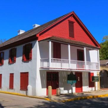 St Francis Inn St Augustine Beach House