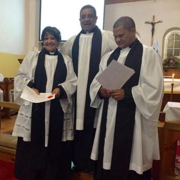 New Clergy