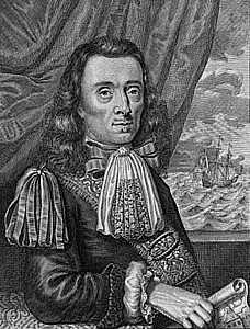 Johan Nieuhof, St Helena Island