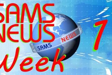 SAMS St Helena News Report . 17 Apr 15