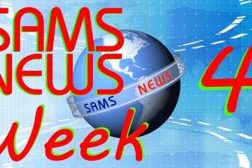 SAMS St Helena News Report . 8 May 15