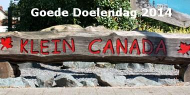 Klein Canada Goede Doelendag 2014