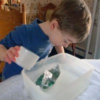 Sink the Ship & a Review of littleBLAST Science Kits