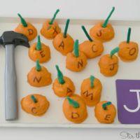 Smashing ABC Pumpkins